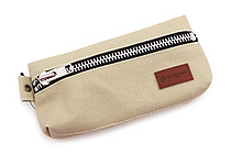 United Bees Split Pen Case - Beige - UNITED BEES UBM-SPN-08