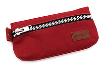 United Bees Split Pen Case - Red - UNITED BEES UBM-SPN-11