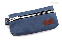 United Bees Split Pen Case - Blue Gray - UNITED BEES UBM-SPN-19