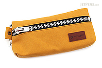 United Bees Split Pen Case - Mustard - UNITED BEES UBM-SPN-26