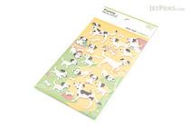 Latech Funny Sticker World Felt Stickers - Pup Dog - BC 10844