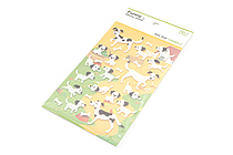 Latech Funny Sticker World Felt Stickers - Pup Dog - BC 10844