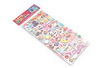Kamio Zukan Puffy Stickers - Matsuri Festival - BC 11080