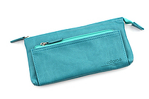United Bees FL 4 Pocket Pen Case 3 - Blue - UNITED BEES FL-4PN3-03
