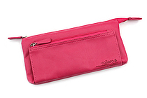 United Bees FL 4 Pocket Pen Case 3 - Pink - UNITED BEES FL-4PN3-04