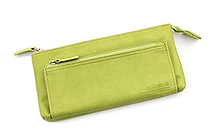 United Bees FL 4 Pocket Pen Case 3 - Light Green - UNITED BEES FL-4PN3-07