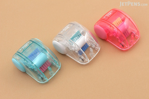 Midori Eraser Dust Mini Cleaner II - Clear - MIDORI 65491-006