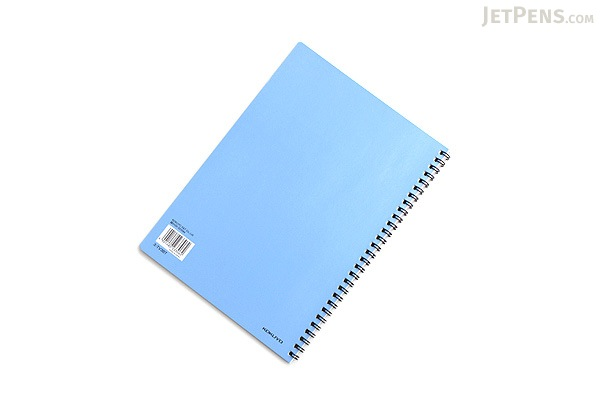 "Kokuyo Campus Twin Ring Notebook - ""Route to the Top"" Cover - Semi B5 - Dotted 6 mm Rule - KOKUYO SU-TV3BT"