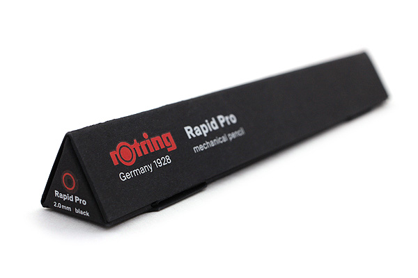 Rotring Rapid Pro Lead Holder - 2 mm - Black Body - ROTRING 1904260