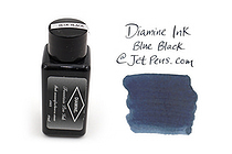 Diamine Fountain Pen Ink - 30 ml - Blue Black - DIAMINE INK 3001