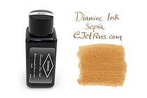 Diamine Sepia Ink - 30 ml Bottle - DIAMINE INK 3013