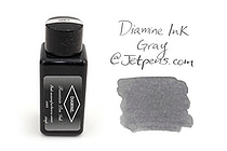 Diamine Fountain Pen Ink - 30 ml - Grey - DIAMINE INK 3014