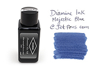 Diamine Fountain Pen Ink - 30 ml - Majestic Blue - DIAMINE INK 3056