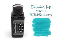 Diamine Fountain Pen Ink - 30 ml - Marine - DIAMINE INK 3066