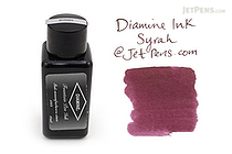 Diamine Syrah Ink - 30 ml Bottle - DIAMINE INK 3076