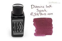 Diamine Syrah Ink - 30 ml Bottle - DIAMINE INK 3076