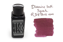 Diamine Fountain Pen Ink - 30 ml - Syrah (Burgundy) - DIAMINE INK 3076