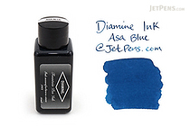Diamine Asa Blue Ink - 30 ml Bottle - DIAMINE INK 3078
