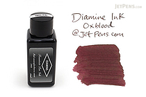 Diamine Oxblood Ink - 30 ml Bottle - DIAMINE INK 3079