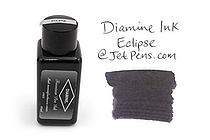 Diamine Fountain Pen Ink - 30 ml - Eclipse (Black) - DIAMINE INK 3081