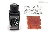 Diamine Ancient Copper Ink - 30 ml Bottle - DIAMINE INK 3086