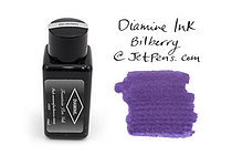 Diamine Fountain Pen Ink - 30 ml - Bilberry (Purple) - DIAMINE INK 3088