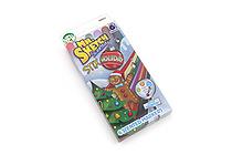 Mr. Sketch Scented Marker - Stix - Holiday - 6 Color Set - MR SKETCH 1908933