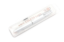 Pilot Hi-Tec-C Coleto Lumio 4 Color Gel Ink Multi Pen Body Component - Pearl White - PILOT LHKCL-1SC-PW