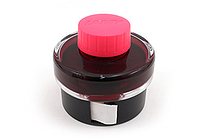 Lamy T52 Fountain Pen Ink + Ink Blotter Tape - 50 ml Bottle - Coral - LAMY LT52CL