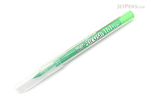 Kuretake Zig Brush Style Highlighter Pen - Green - KURETAKE BH-55-113