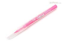 Kuretake Zig Brush Style Highlighter Pen - Pink - KURETAKE BH-55-112