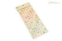 Active Paper Stickers - SG 29 Alphabet - ACTIVE SG-29