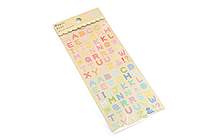 Active Paper Stickers - SG 29 Alphabet - ACTIVE SG-29