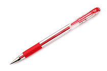 Pentel Hybrid Technica Gel Pen - 0.4 mm - Red - PENTEL KN104-B
