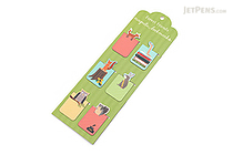 Galison Magnetic Bookmarks - Forest Friends - GALISON 978-0-7353-3682-7