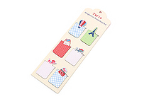 Galison Magnetic Bookmarks - Paris - GALISON 978-0-7353-3683-4