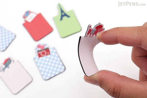Galison Magnetic Bookmarks - Paris - GALISON 978-0-7353-3683-4
