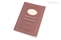Midori Color Paper Notebook - A5 - Lined - Brown - MIDORI 15150-006