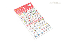 Pine Book Schedule Stickers - Panda Life - Annual & Daily Events - PINE BOOK TM00195