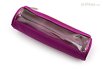 Mark's Round Pen Case - Purple - MARK'S MBM-PEC2-PL