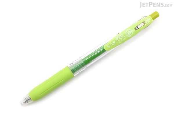 Zebra Sarasa Push Clip Gel Pen - 0.5 mm - 28 Color Bundle - JETPENS ZEBRA JJ15 BUNDLE
