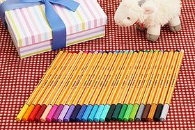Pen Perks: Stabilo Point 88 Fineliner Pinterest Giveaway