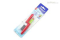 Pelikan Twist Fountain Pen - Apple Candy (Red) - Medium Nib - PELIKAN 923425