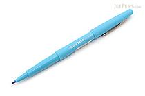 Paper Mate Flair Felt Tip Pen - Medium Point - Sky Blue - PAPER MATE 1806701