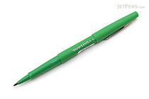 Paper Mate Flair Felt Tip Pen - Medium Point - Green - PAPER MATE 1806702