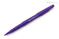 Paper Mate Flair Felt Tip Pen - Medium Point - Purple - PAPER MATE 1806704