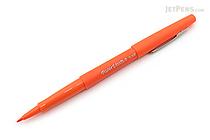Paper Mate Flair Felt Tip Pen - Medium Point - Orange - PAPER MATE 1806707