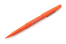 Paper Mate Flair Felt Tip Pen - Medium Point - Orange - PAPER MATE 1806707