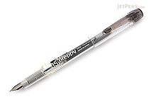 Platinum Preppy Fountain Pen - Black - 05 Medium Nib - PLATINUM PPQ-200 1-3