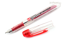 Platinum Preppy Fountain Pen - Red - 03 Fine Nib - PLATINUM PPQ-200 11-2